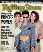 Rolling Stone Magazine April 24, 1986 Magazine