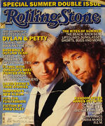 Rolling Stone Magazine July 17, 1986 Magazine