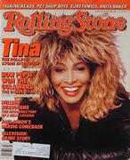 Rolling Stone Magazine October 23, 1986 Magazine