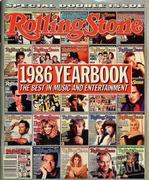 Rolling Stone Magazine December 18, 1986 Vintage Magazine