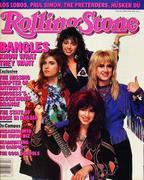 Rolling Stone Magazine March 26, 1987 Magazine