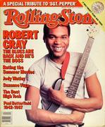 Rolling Stone Magazine June 18, 1987 Magazine