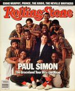 Rolling Stone Magazine July 2, 1987 Magazine