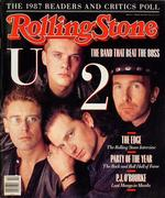 Rolling Stone Magazine March 10, 1988 Magazine