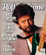 Rolling Stone Magazine August 25, 1988 Magazine