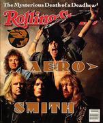 Rolling Stone Magazine April 5, 1990 Magazine