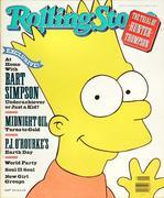 Rolling Stone Magazine June 28, 1990 Vintage Magazine
