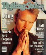 Rolling Stone Magazine February 7, 1991 Magazine