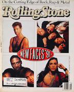 Rolling Stone Magazine April 18, 1991 Magazine