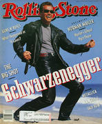 Rolling Stone Magazine August 22, 1991 Magazine