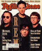 Rolling Stone Magazine March 5, 1992 Magazine