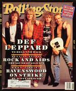 Rolling Stone Magazine April 30, 1992 Vintage Magazine