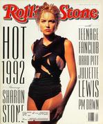 Rolling Stone Magazine May 14, 1992 Magazine