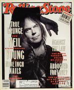 Rolling Stone Magazine January 21, 1993 Magazine