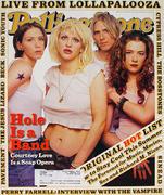 Rolling Stone Magazine August 24, 1995 Magazine