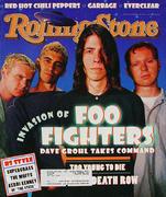 Rolling Stone Magazine October 5, 1995 Vintage Magazine