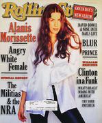 Rolling Stone Magazine November 2, 1995 Vintage Magazine