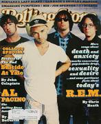 Rolling Stone Magazine October 17, 1996 Magazine