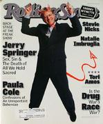 Rolling Stone Magazine May 14, 1998 Magazine