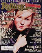 Rolling Stone Magazine December 24, 1998 Magazine