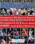 Rolling Stone Magazine September 2, 1999 Magazine