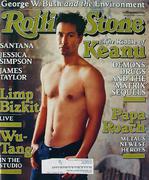Rolling Stone Magazine August 31, 2000 Magazine