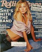 Rolling Stone Magazine October 12, 2000 Magazine