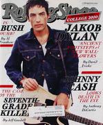Rolling Stone Magazine October 26, 2000 Magazine