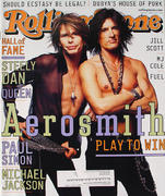 Rolling Stone Magazine April 26, 2001 Magazine