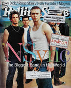 Rolling Stone Magazine August 16, 2001 Magazine