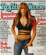Rolling Stone Magazine September 27, 2001 Magazine