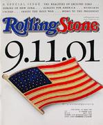 Rolling Stone Magazine October 25, 2001 Magazine