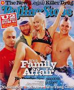 Rolling Stone Magazine January 31, 2002 Magazine