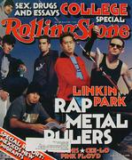 Rolling Stone Magazine March 14, 2002 Magazine