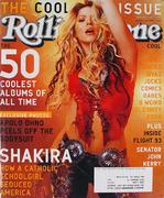 Rolling Stone Magazine April 11, 2002 Magazine