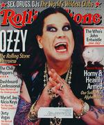 Rolling Stone Magazine July 25, 2002 Magazine