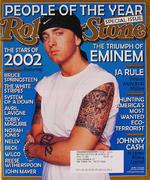 Rolling Stone Magazine December 12, 2002 Magazine