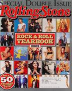 Rolling Stone Magazine December 26, 2002 Magazine