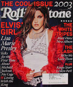 Rolling Stone Magazine April 17, 2003 Magazine