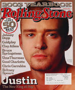 Rolling Stone Magazine December 25, 2003 Magazine