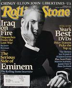 Rolling Stone Magazine November 25, 2004 Magazine
