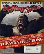 Rolling Stone Magazine December 29, 2005 Magazine