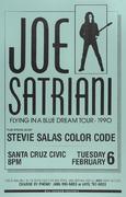 Joe Satriani Poster