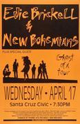 Edie Brickell & New Bohemians Poster