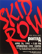 Skid Row Poster