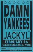 Damn Yankees Poster