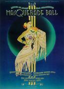 Margo St. James' San Francisco Masquerade Ball Poster