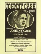 Johnny Cash Handbill