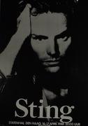 Sting Poster