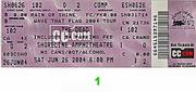 The Dead Vintage Ticket